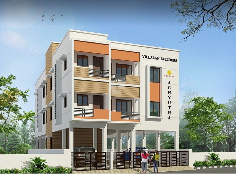 Achyutha - Project Images