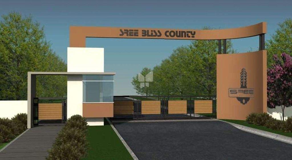 Anjanadri Sree Bliss County - Elevation Photo