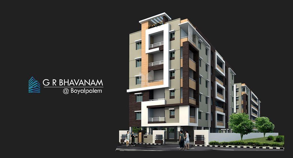 MJ GR Bhavanam - Elevation Photo