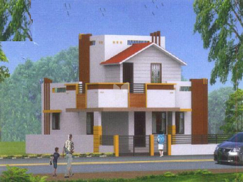 Vanavil Sri Nagar House - Project Images