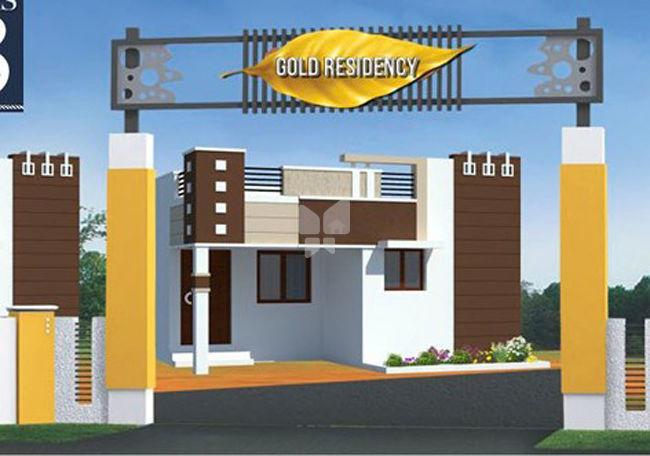 Golden Residency House - Elevation Photo