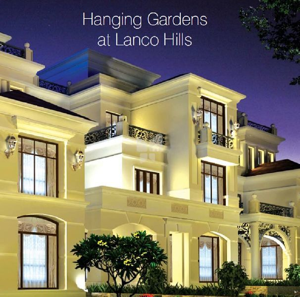Lanco Hills Hanging Gardens Villas - Project Images