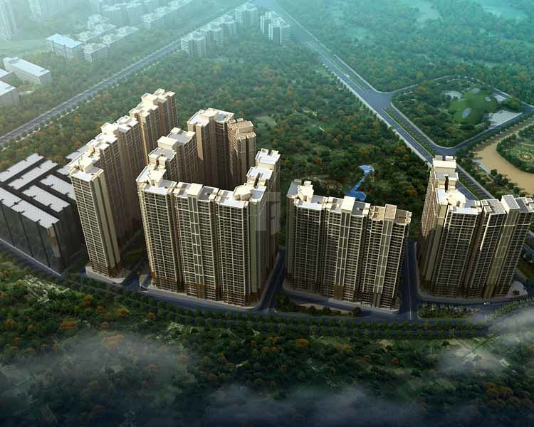 Indiabulls Greens - Project Images