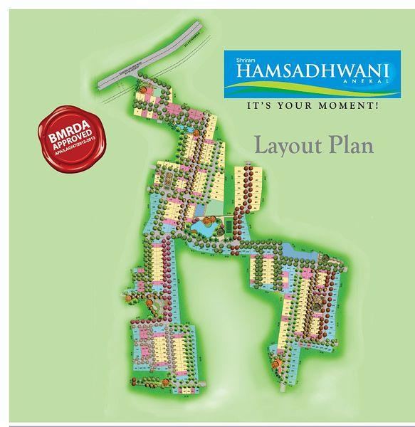 Shriram Hamsadhwani - Master Plans