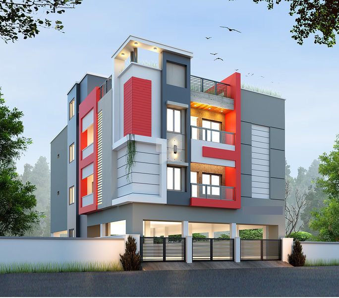 Vishnu Shri Sastha Homes - Project Images