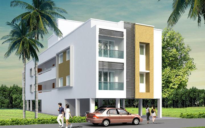 Amaar Vrindavan Enclave - Project Images