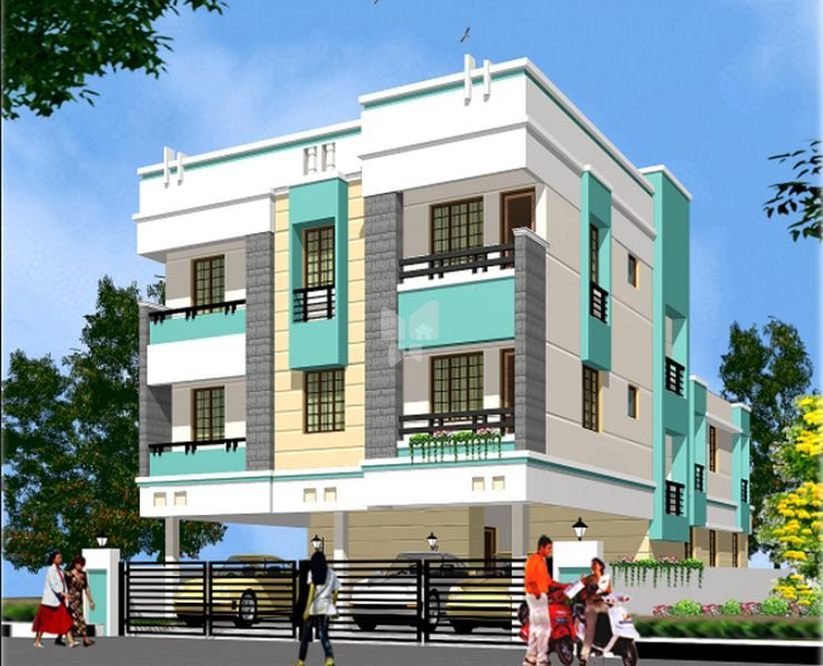 VGP Ramaiah Nagar - Elevation Photo