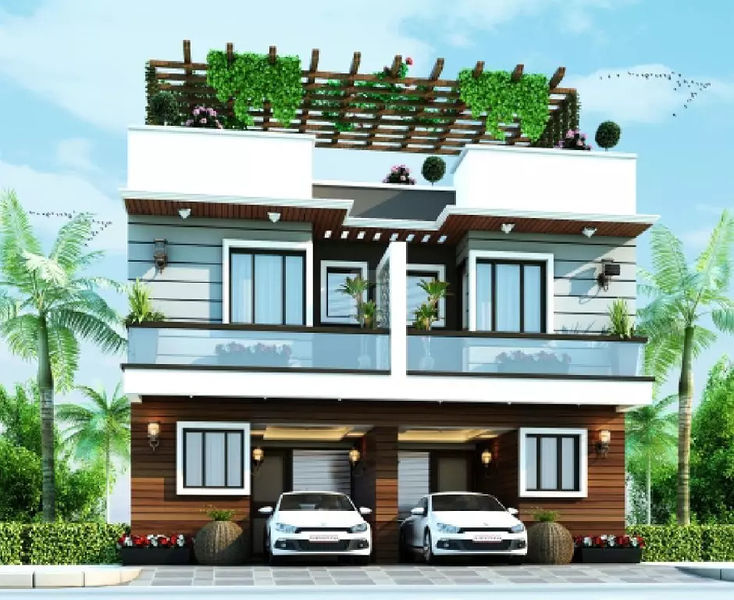 Aarvanss Independent Luxurious Villas - Project Images