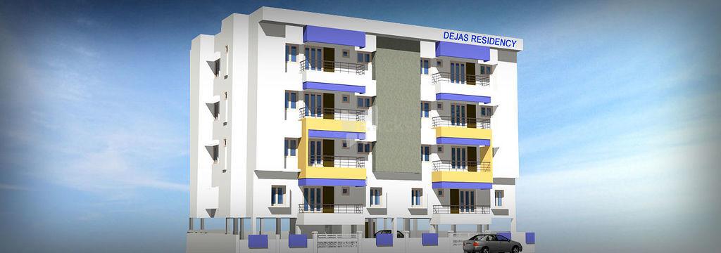 SI Dejas Residency - Elevation Photo