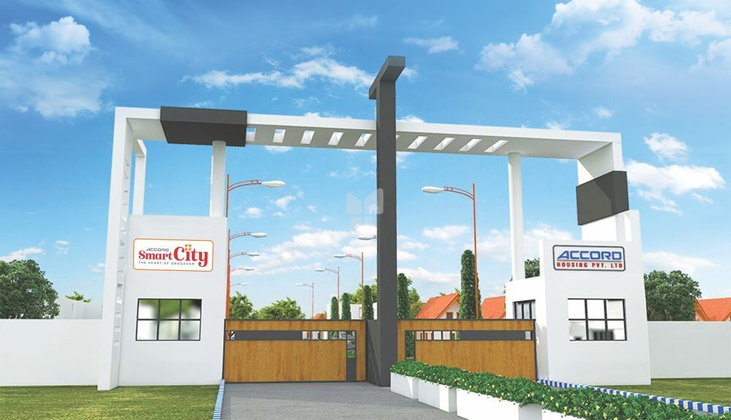 Accord Smart City - Elevation Photo