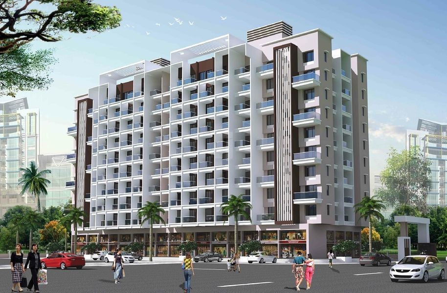 A V Vitthal Capital - Project Images