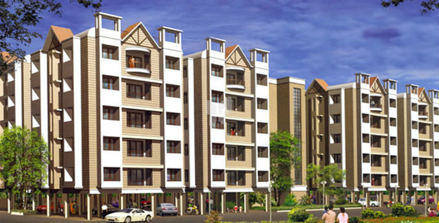 Tellapur Residential - Elevation Photo