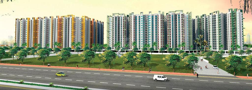 Bharat City - Elevation Photo