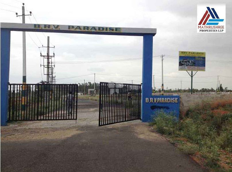 Mathrushree BRV Paradise Phase 2 - Elevation Photo