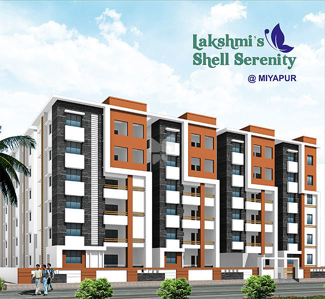 Lakshmi's Shell Serenity - Project Images