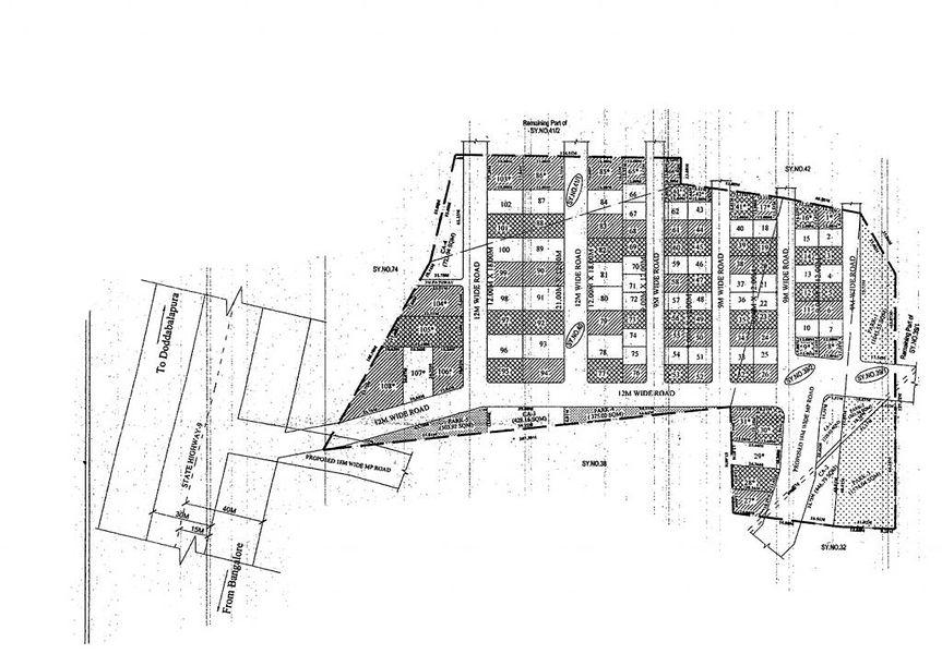 Prakruthi Brindavan - Master Plans