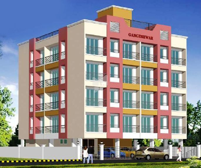 Madhuraaj Gangeshwar - Elevation Photo