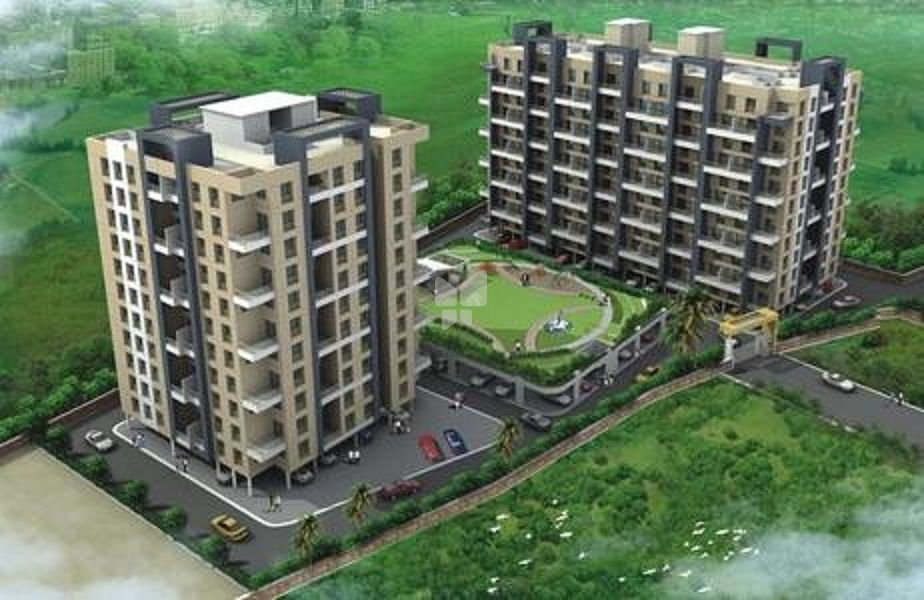 Sumeru Devarshi Complex - Elevation Photo