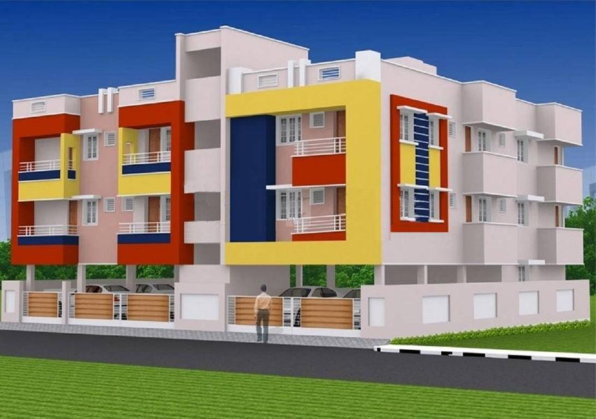 Vishnu Sai Rathna Flats - Project Images