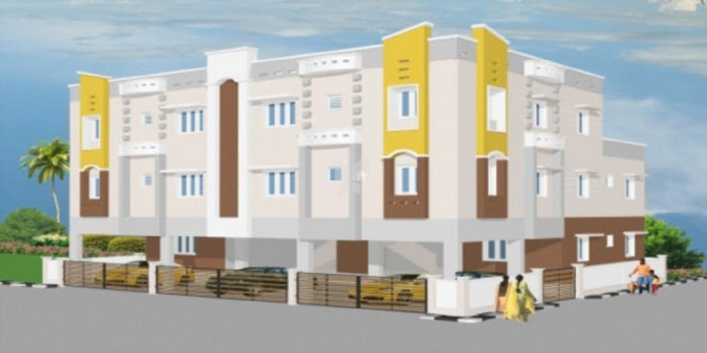 GDS Annai Amrita - Elevation Photo