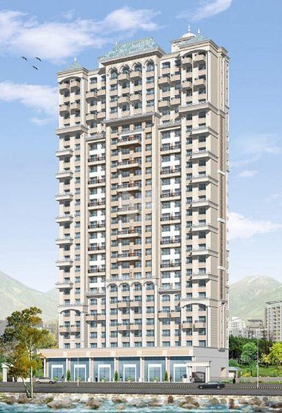 Shree Dinsha Kshitij Apartments - Project Images