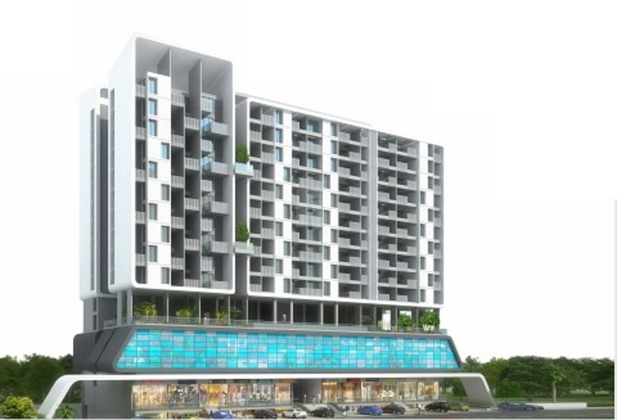 Saarrthi Success Square - Project Images