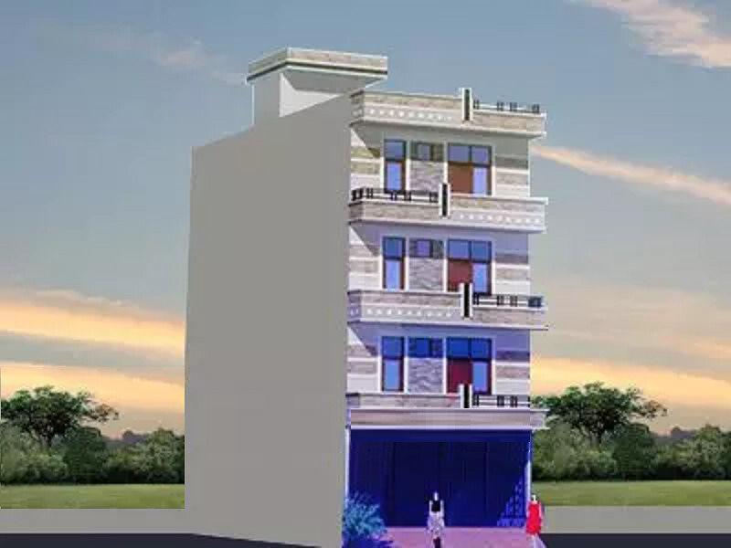 Jain Apartment - F30 - Project Images