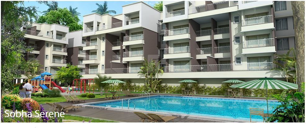 Sobha Serene - Elevation Photo