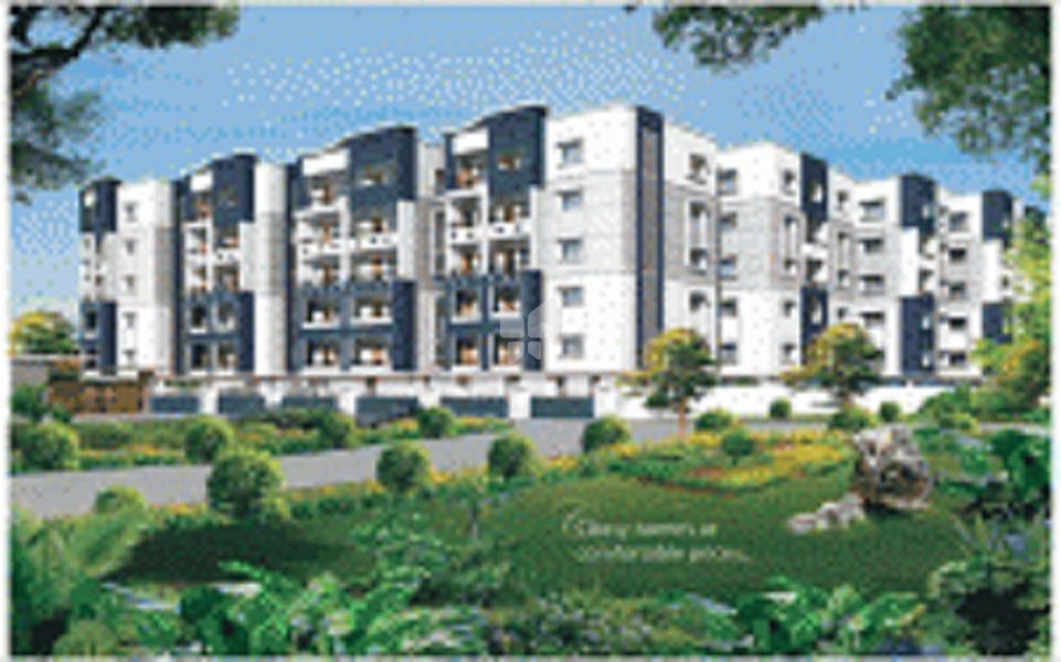 Amrutha Avenue - Project Images