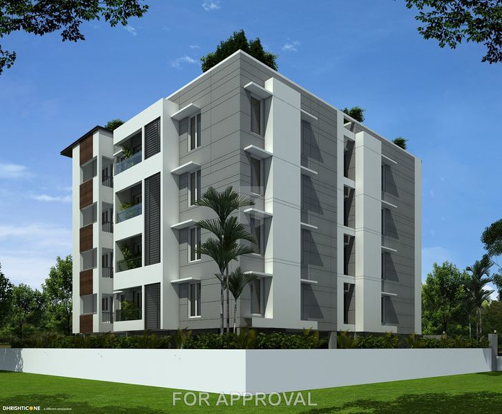 India Builders Serenity - Project Images