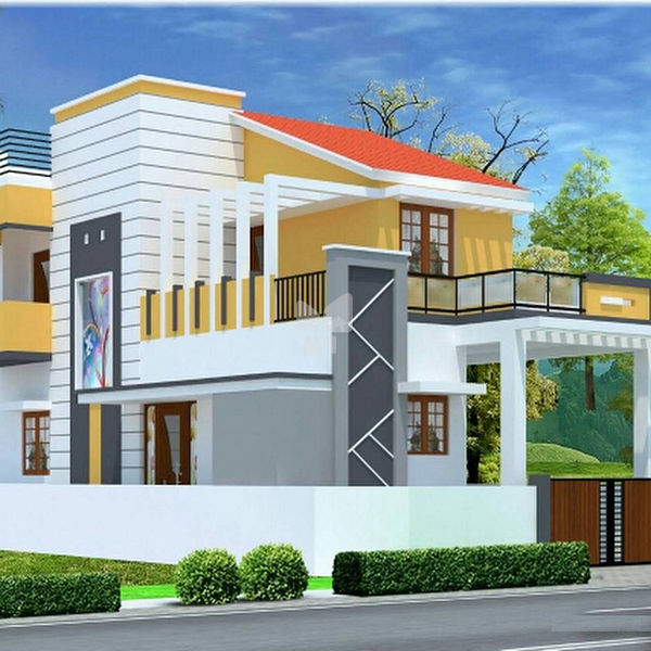 Easy Bharathi Nagar - Elevation Photo