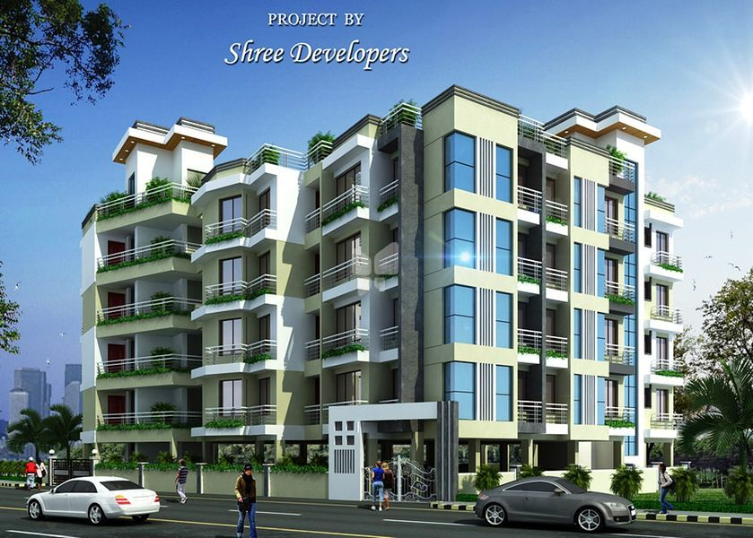 Shree Mahalaxmi Complex - Project Images