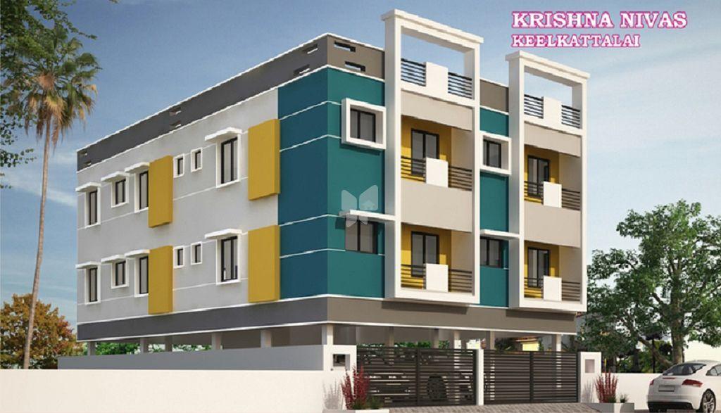 Raghav Krishna Nivas - Elevation Photo