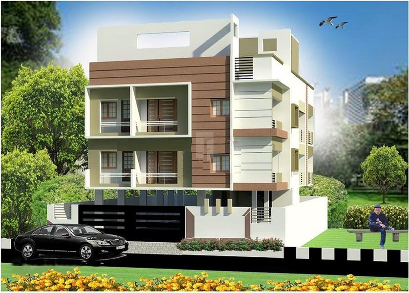 Sweet Yazhini Homes - Project Images