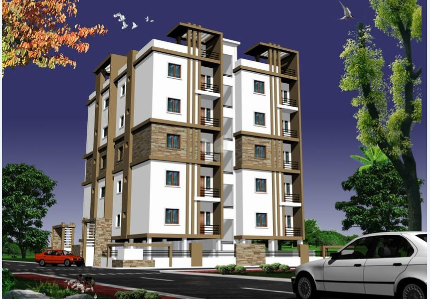 Balaji Akkamma Residency - Elevation Photo