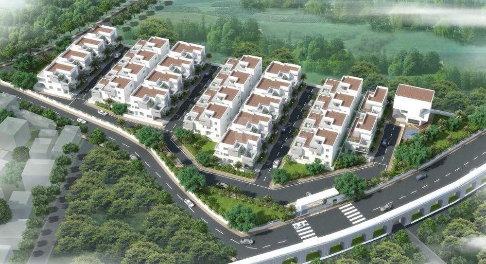 Pavani Boulevard - Project Images