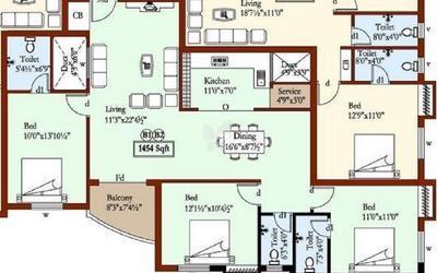sree-sarvamangala-apartments-in-nesapakkam-elevation-photo-rv1