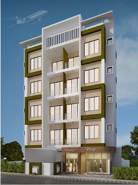 Seven Satyam Plaza - Project Images