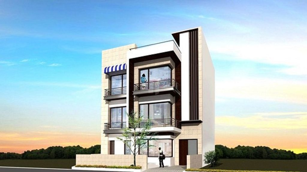 Rawal Builders Site 1 - Elevation Photo