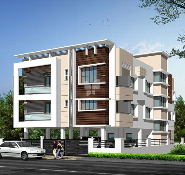 Brownstone Sphene Shivalaya - Project Images