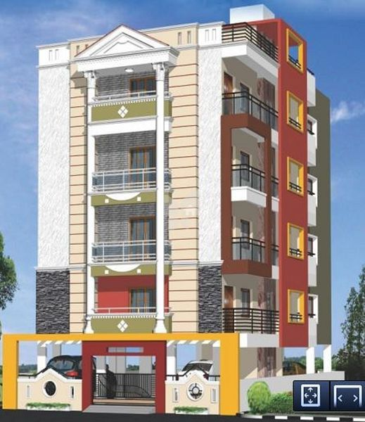 Laavanya Swarnamukhi Residence - Elevation Photo