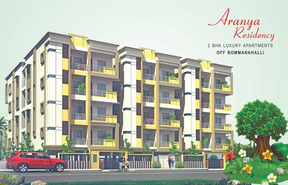 Aranya Residency - Project Images