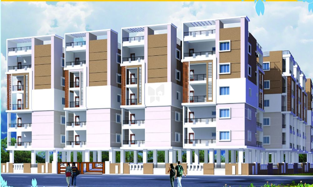 Creative Venkateswara Lake Front - Elevation Photo