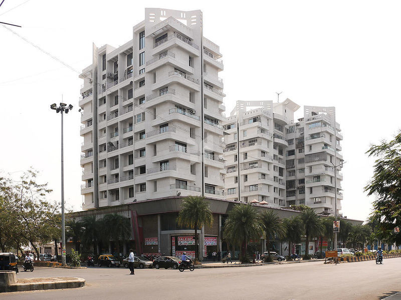 Mayuresh Parth Lords - Elevation Photo