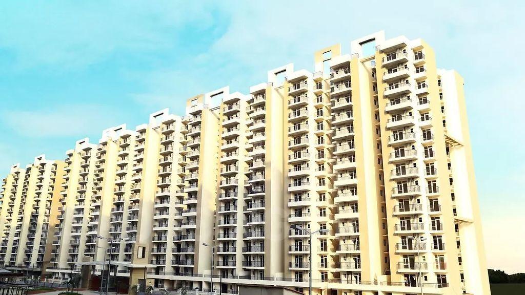 Gaur Smart Homes - Elevation Photo