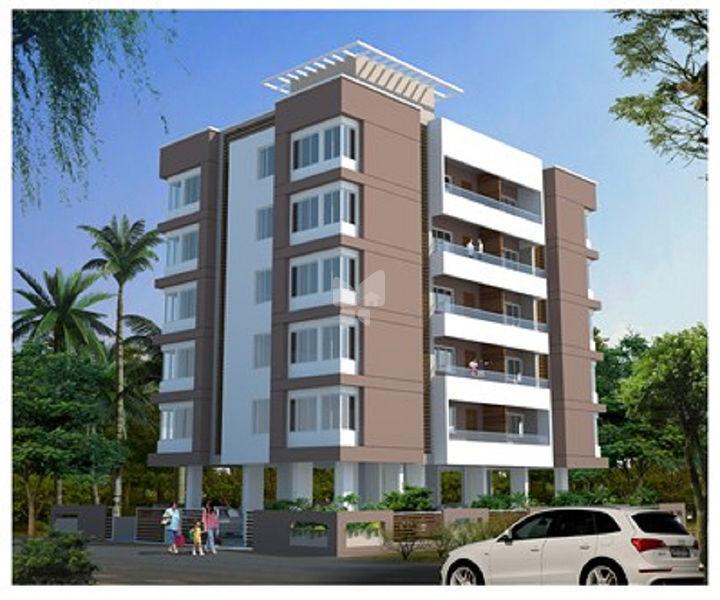 Pinnac Prabodhan Apartments - Elevation Photo