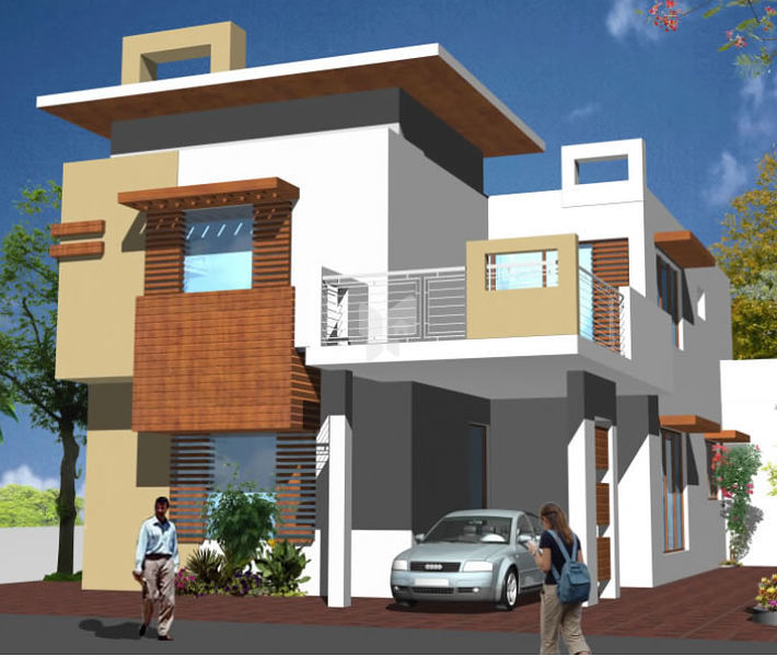 Mayflower Sakthi Garden III Phase Villas - Project Images
