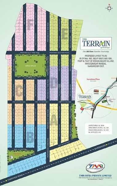 TMR Terrain - Master Plans