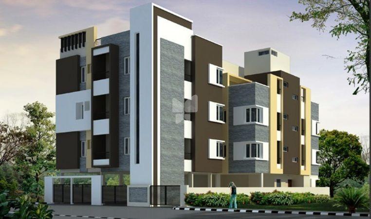 Sagar Ventures Greens - Elevation Photo