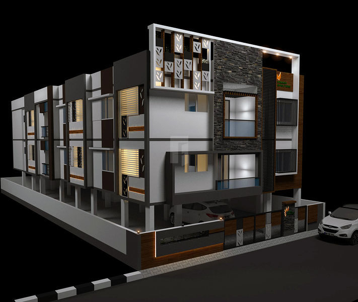 Vikaan Raani's Castle - Project Images